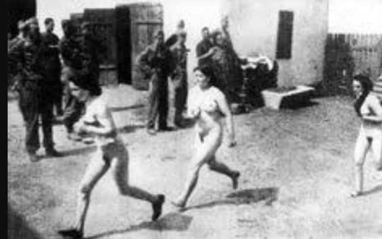 Nurses naked naked jewish girls in concentration camps olivia