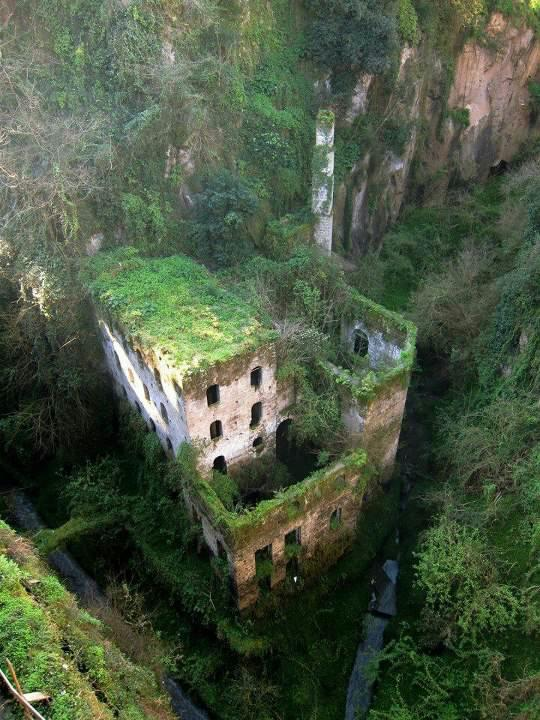 abandoned mill Sorrento Italy 1866.jpg